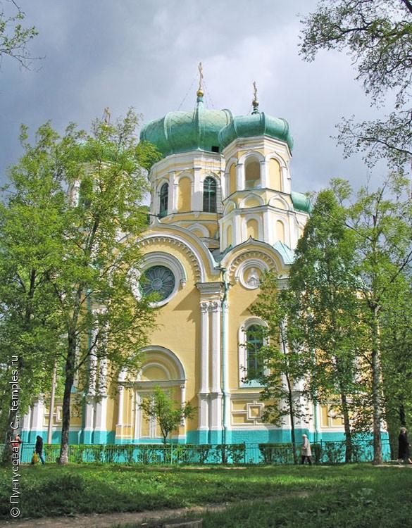 Город гатчина (россия, ленинградская область) фото