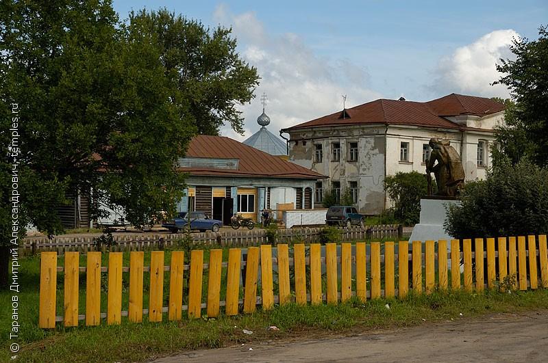 область фото с. рождественское костромская