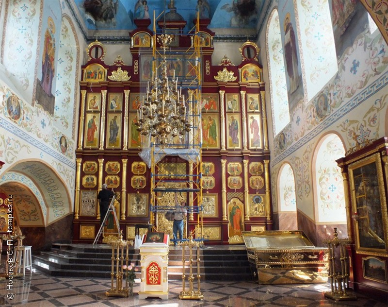 фото знаменского монастыря в ельце