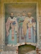 Роспись Введенской церкви в Байловском Брейтовского района Ярославской области.