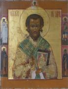 Иоанн Златоуст - икона из собрания собора Петра и Павла в Петергофе (Санкт-Петербург).