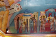 Приведение Иоанна Златоуста к архипастырю, роспись Златоустовского придела церкви Рождества Пресвятой Богородицы, что на площади, в Калуге.
