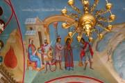 Императрица Евдоксия изгоняет Иоанна Златоуста, роспись Златоустовского придела церкви Рождества Пресвятой Богородицы в Калуге.