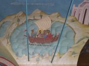 Окончательное изгнание Иоанна Златоуста, роспись Златоустовского придела церкви Рождества Пресвятой Богородицы в Калуге.