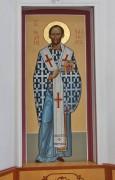 Иоанн Златоуст, образ в интерьере церкви Иконы Божией Матери Феодоровская в Ворсино Вороновского СП Троицкого АО Москвы.