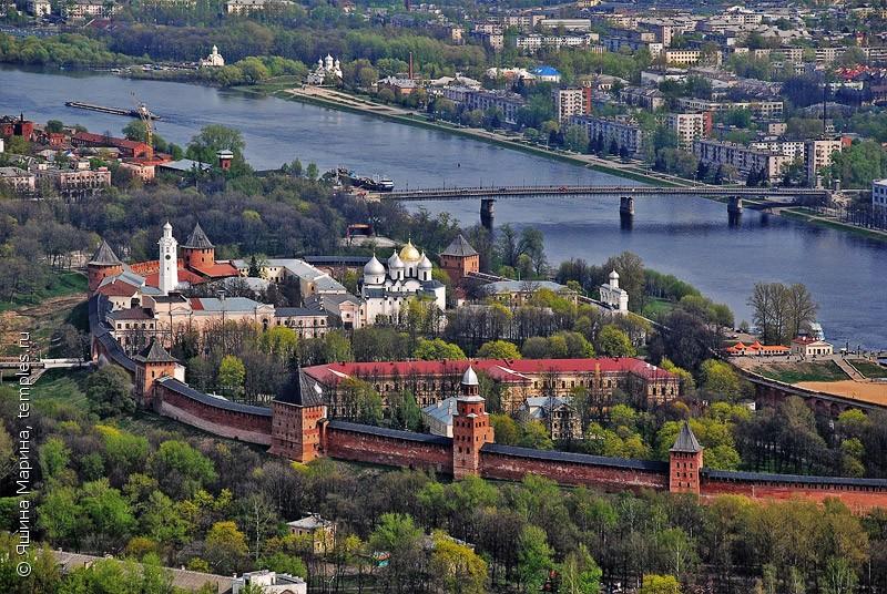 кремль фото великого новгорода