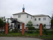 Церковь Сошествия Святого Духа в Майме (респ. Алтай).