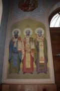 Внутренняя роспись Михаилоархангельской церкви в Ореанде, в Ялте.