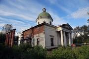 Церковь Николая Чудотворца в Нижней Салде Свердловской области.