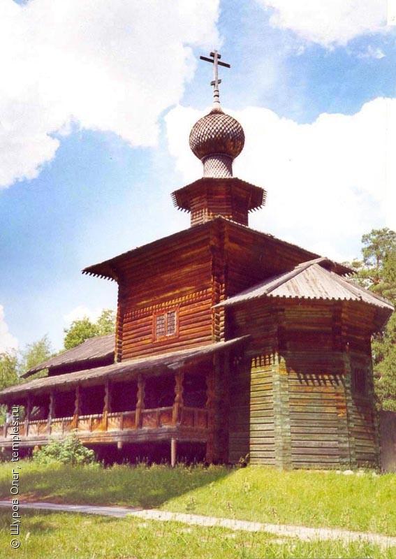 Фото музей деревянного зодчества в истре (истра, россия)