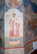 Роспись алтаря Владимирской церкви в Нерехте (Костромская область). Образ Иоанна Златоуста.