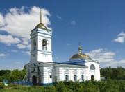 Церковь Рождества Пресвятой Богородицы с селе Завалье. Каширский район Московской области