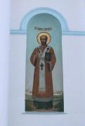 Образ св. Ионна Златоуста на стене Казанской церкви в Иванисове Ногинского района Московской области.