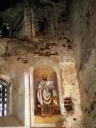 Состояние интерьера Троицкой церкви в Алабузино Бежецкого района Тверской области.